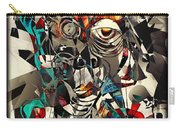 Abstraction 2501 Carry-all Pouch