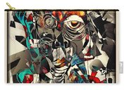 Abstraction 2502 Carry-all Pouch