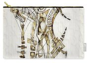 Abstraction 2562 Carry-all Pouch