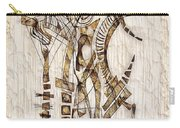 Abstraction 2566 Carry-all Pouch