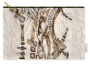 Abstraction 2567 Carry-all Pouch