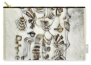 Abstraction 2569 Carry-all Pouch