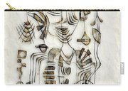 Abstraction 2570 Carry-all Pouch