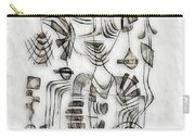 Abstraction 2573 Carry-all Pouch