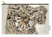 Abstraction 2798 Carry-all Pouch
