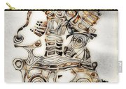 Abstraction 2807 Carry-all Pouch