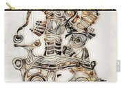 Abstraction 2810 Carry-all Pouch