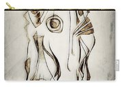 Abstraction 2819 Carry-all Pouch