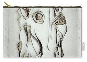 Abstraction 2823 Carry-all Pouch