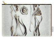 Abstraction 2824 Carry-all Pouch