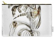 Abstraction 2831 Carry-all Pouch
