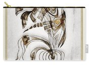 Abstraction 2833 Carry-all Pouch