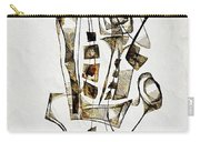 Abstraction 2842 Carry-all Pouch