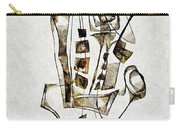 Abstraction 2843 Carry-all Pouch