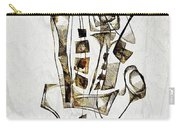 Abstraction 2844 Carry-all Pouch