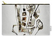 Abstraction 2845 Carry-all Pouch