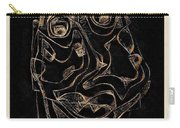 Abstraction 2982 Carry-all Pouch