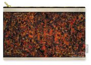 Abstraction 3047 Carry-all Pouch