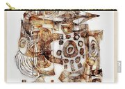 Abstraction 3055 Carry-all Pouch