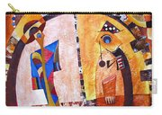 Abstraction 3217 Carry-all Pouch