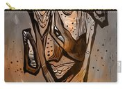 Abstraction 3297 Carry-all Pouch
