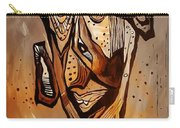 Abstraction 3299 Carry-all Pouch
