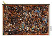 Abstraction 3377 Carry-all Pouch