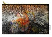 Abstraction 3416 Carry-all Pouch