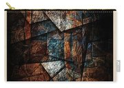Abstraction 3421 Carry-all Pouch