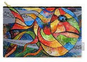 Abstraction 787 - Marucii Carry-all Pouch