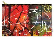 Abstraction Carry-all Pouch