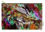 Abstracto En Dimension Carry-all Pouch