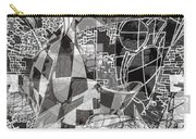 pERMEABLE aBSTRACTION  Carry-all Pouch