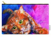 Abstrcat Carry-all Pouch