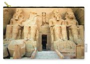 Abu Simbel 2 Carry-all Pouch