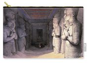 Abu Simbel Temple, 1838 Carry-all Pouch