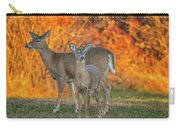 Acadia Deer Carry-all Pouch
