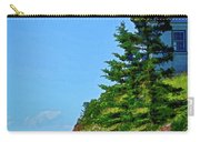 Acadia Lighthouse Carry-all Pouch