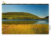 Acadia, National Park Shoreline And Marsh Maine Carry-all Pouch