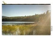 Acadia National Park Shoreline In Evening Sun Carry-all Pouch