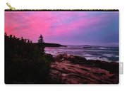 Acadia National Park Sunset Carry-all Pouch