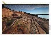 Acadia Rocks Carry-all Pouch