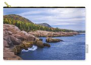 Acadia's Coast Carry-all Pouch