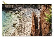 Acadia's Monument Cove Carry-all Pouch