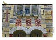 Achitecture Of The Little Castle Within Cesky Krumlov In The Czech Republic Carry-all Pouch