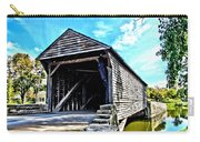 Ackley Covered Bridge Carry-all Pouch