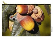 Acorn Cluster Carry-all Pouch