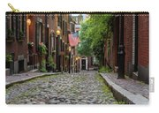 Acorn St. Boston Ma. Carry-all Pouch