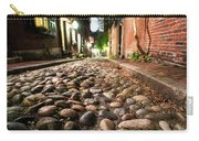 Acorn Street Cobblestone Detail Boston Ma Carry-all Pouch