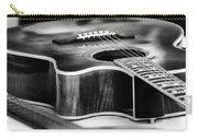 Acoustic Noir Carry-all Pouch